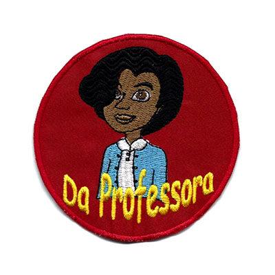 emblema da professora