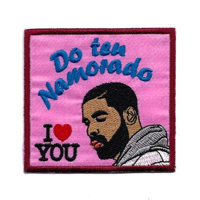 emblema do teu namorado love you