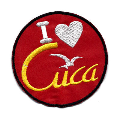 emblema love cuca