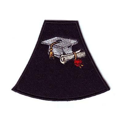 emblema capa chapeu