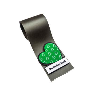 alfineteira coracao verde melhor irma