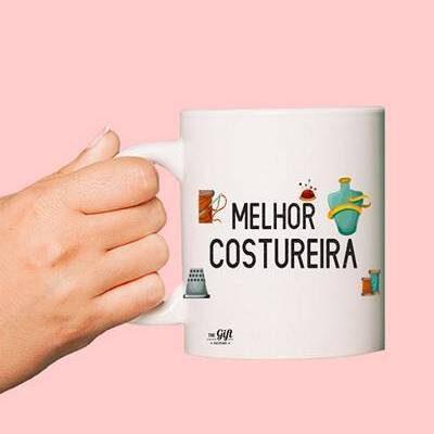 caneca COSTUREIRA
