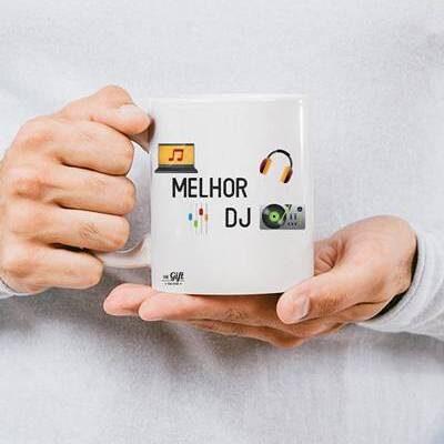 caneca DJ