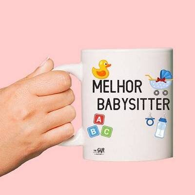 caneca babysitter