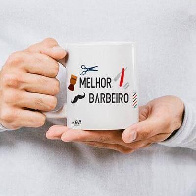 caneca barbeiro