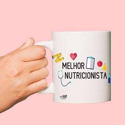 caneca nutricionista