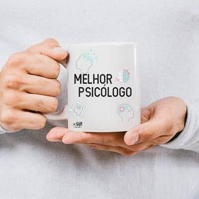caneca psicologo