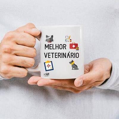 caneca veterinario