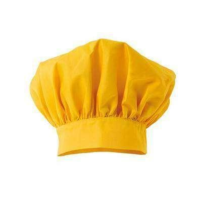 gorro frances amarelo