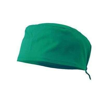 gorro sanitario verde