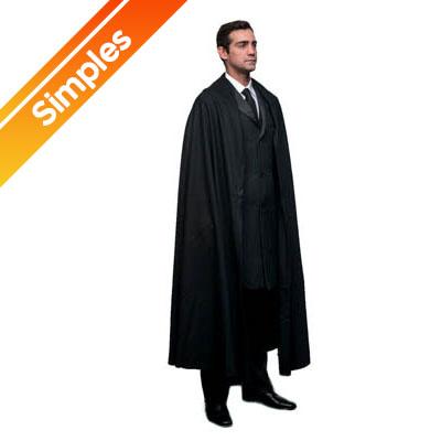 traje nacional masculino simples copitraje